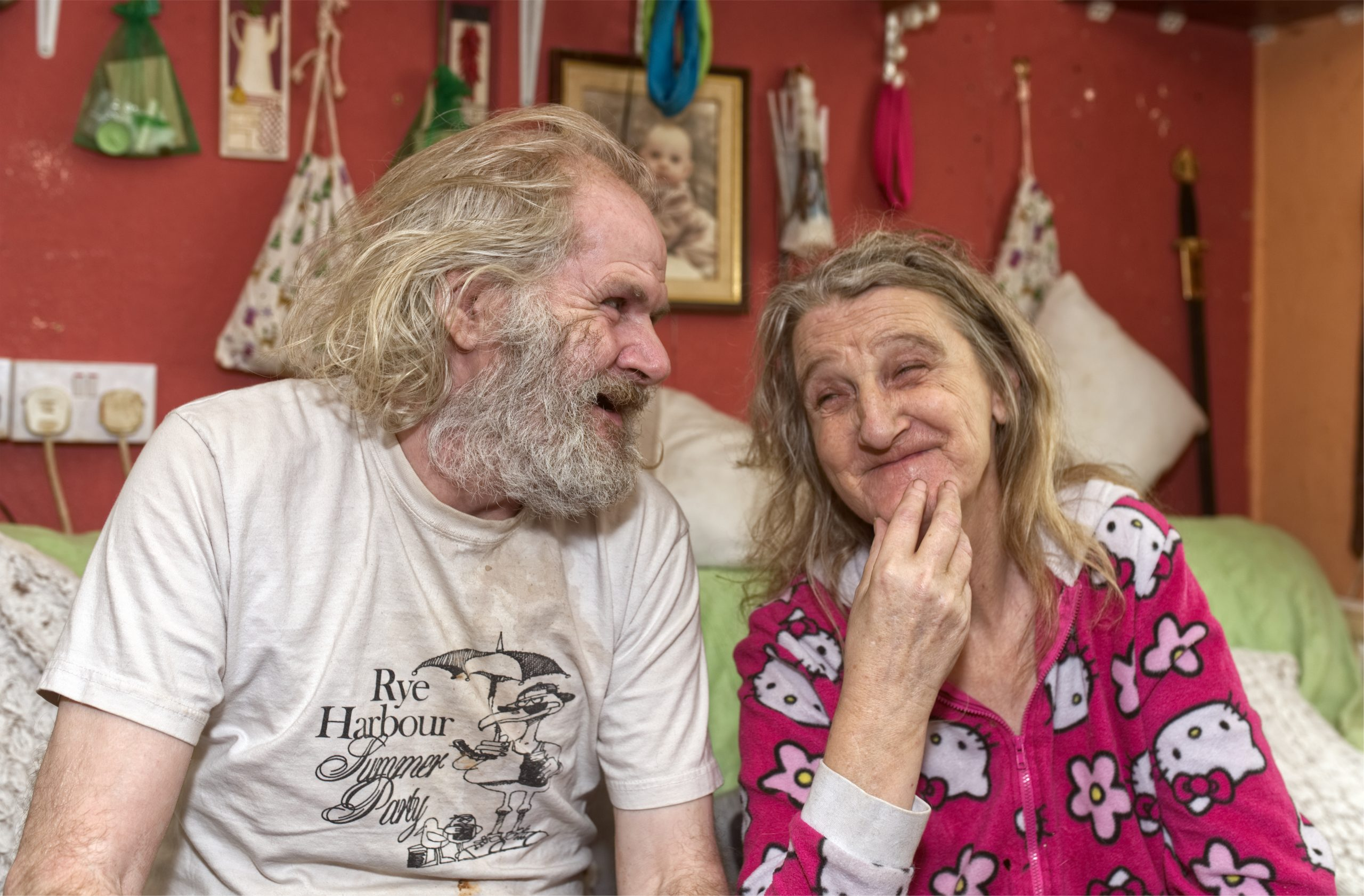Lynn and Ted Purton, Jaywick