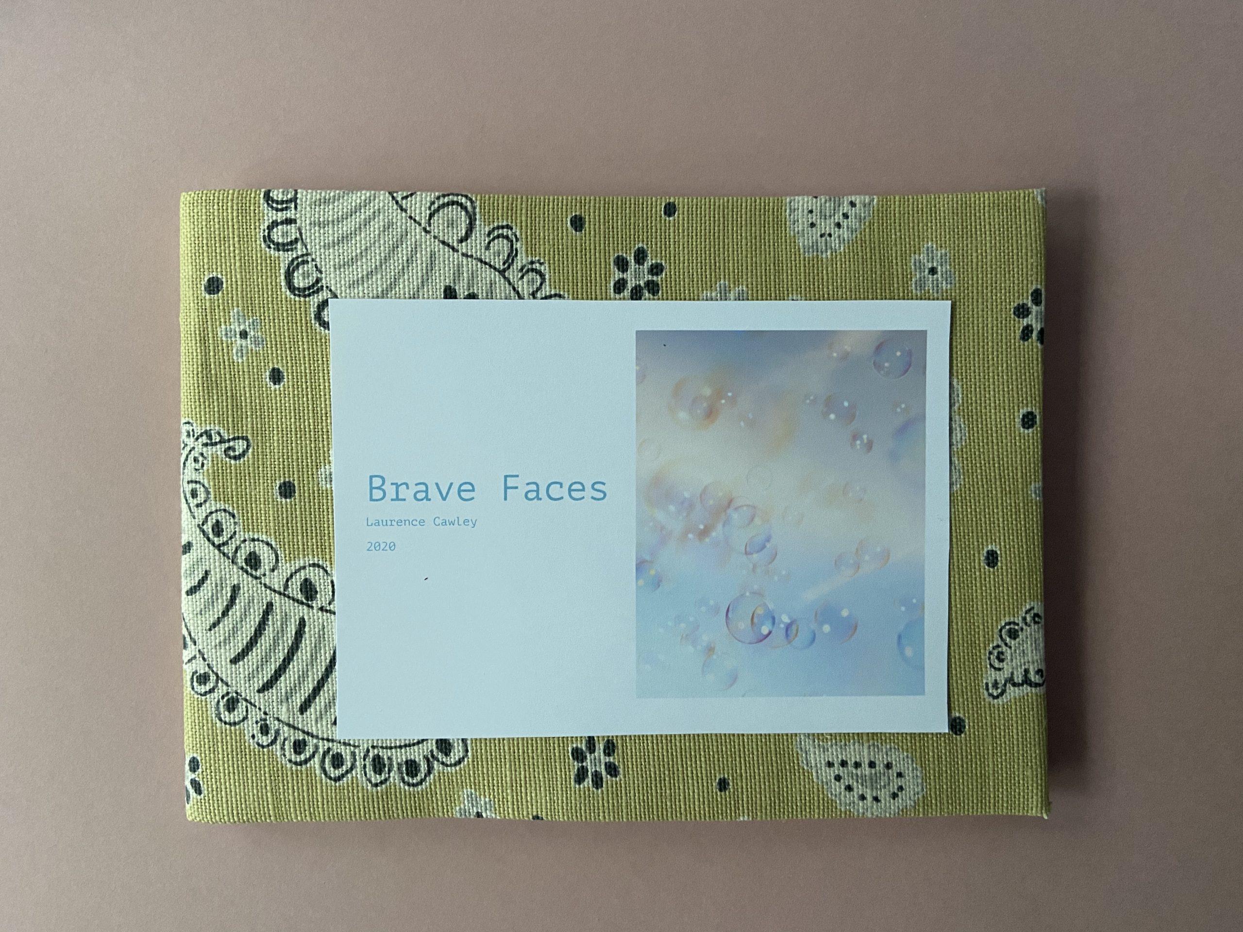 BraveFaces a photobook